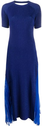 Marco De Vincenzo Flared Style Dress