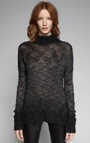 Theory Sutton Textured Wool Sweater