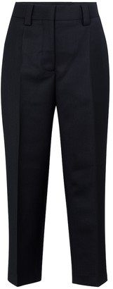 Acne Studios High-rise cropped pants