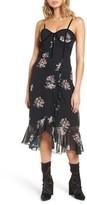 Leith Women's Floral Corset Dress