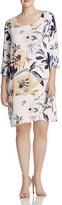 Junarose Hidal Zeenan Floral Shift Dress