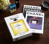 Pottery Barn Chanel: Fashion/Fine Jewelry/Perfume, Set of 3 Books by Francois Baudot