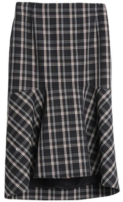 Balenciaga 3/4 length skirt