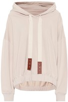 Schumacher Dorothee Exclusive to Mytheresa Cropped cotton hoodie