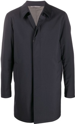 Canali Single Breasted Trench Coat