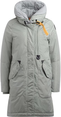 Parajumpers Parka Tank Aloe Color Base Padded With Down