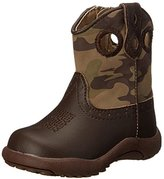 Roper Camo Baby Newborn Cowboy Boot (Infant/Toddler)