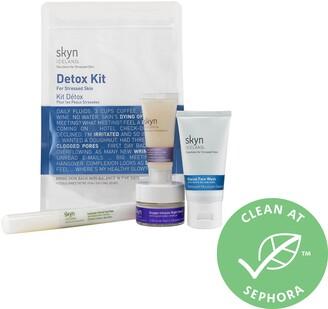 Skyn Iceland Detox Kit for Stressed Skin