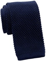Tommy Hilfiger Knit Solid Silk Tie