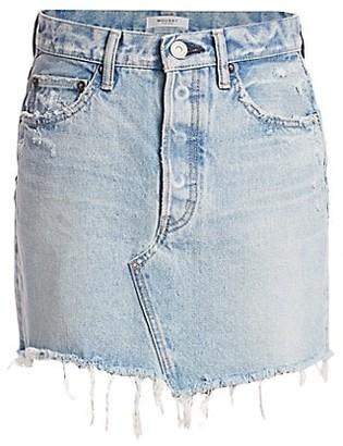 Moussy Wellington Denim Skirt