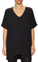 Vince Wool Cashmere V-Neck Tunic
