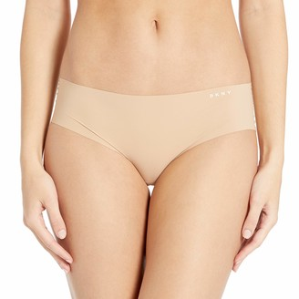 DKNY Women's Litewear Seamless Cut Anywhere Hipster Panty