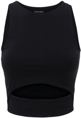 Vaara Maxine Seamless Eco Crop Top
