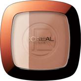 L'Oreal Paris Glam Bronzer Duo - 102 Brunette Harmony