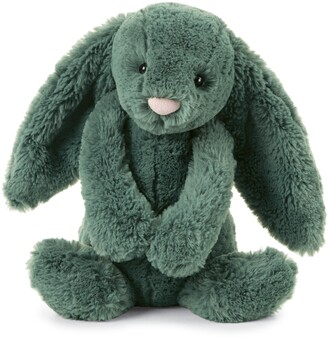 Jellycat Bashful Forest Bunny Stuffed Animal