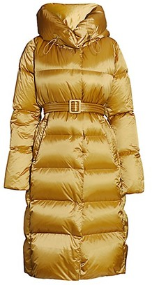 Nicole Benisti Dizin Quilted Down Puffer Jacket