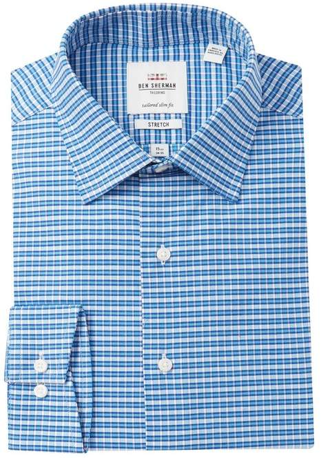 3b4b59f5eed6 Ben Sherman Men's Dress Shirts - ShopStyle