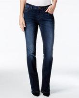 Jag Petite Atwood Medium Indigo Bootcut Jeans