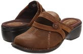Clarks Mill River (Brown Leather) - Footwear