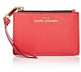 Marc Jacobs Top Zip Leather Card Case