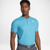 Nike Dry Solar Fade Blade Men's Slim Fit Golf Polo