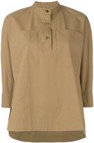 Lareida 'Remy' shirt - women - Cotton/Spandex/Elastane - 42