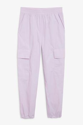 Monki Sporty cargo pants
