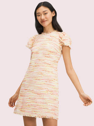 Kate Spade Multi Tweed Shift Dress