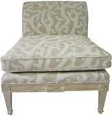 One Kings Lane Vintage Regency-Style Slipper Chair