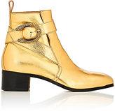 Gucci Men's Dionysus Jodhpur Boots-GOLD