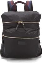 Paul Smith Men's Nylon Backpack Black