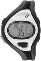 Asics Ar05 Runner Unisex Black Strap Watch-Cqar0501y
