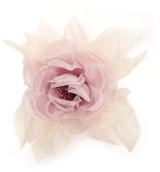 Max Mara Flower Head Pin