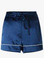 P.A.R.O.S.H. Sijama shorts - women - Silk - S