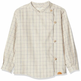 Rigans Boy's Camisa Nino Paola Formal Shirt