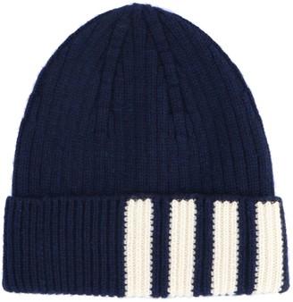 Thom Browne 4-Bar Knitted Beanie