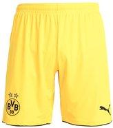Puma Bvb Club Wear Black/cyber Yellow