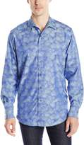 Robert Graham Men's Palmdale Long Sleeve Button Down Shirt