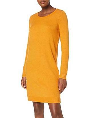 Vila NOS Women's Viril L/s Knit Dress-Noos,X-Large