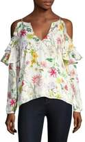 Parker Abby Cold Shoulder Top