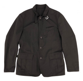 Moncler Brown Polyester Jackets
