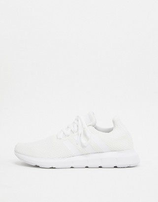adidas Swift sneakers in white