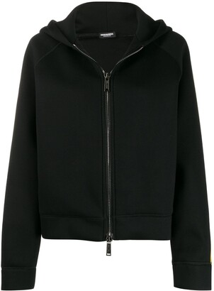 DSQUARED2 Full-Zipped Hoodie