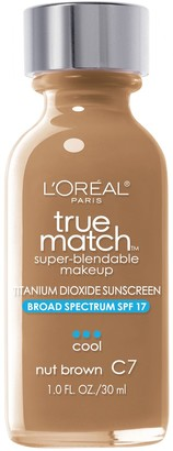 L'Oreal True Match Super-Blendable Foundation