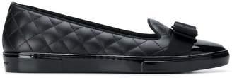 Salvatore Ferragamo Lady Q ballerina shoes