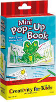 Creativity For Kids Mini Pop-Up Book