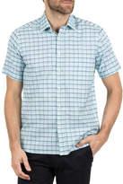 Blazer Chris Short Sleeve Check Shirt