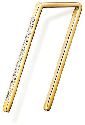 Shihara Diamond Post Earring 0201