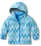L.L. Bean Toddler Girls' Mogul Jumper Jacket, Print