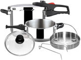 Asstd National Brand 6-pc. Pressure Cooker